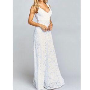 New Show Me Your Mumu Jenn Maxi Dress size small